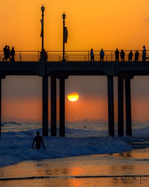 Shots by Lance Feature Slice of Huntington Beach Life