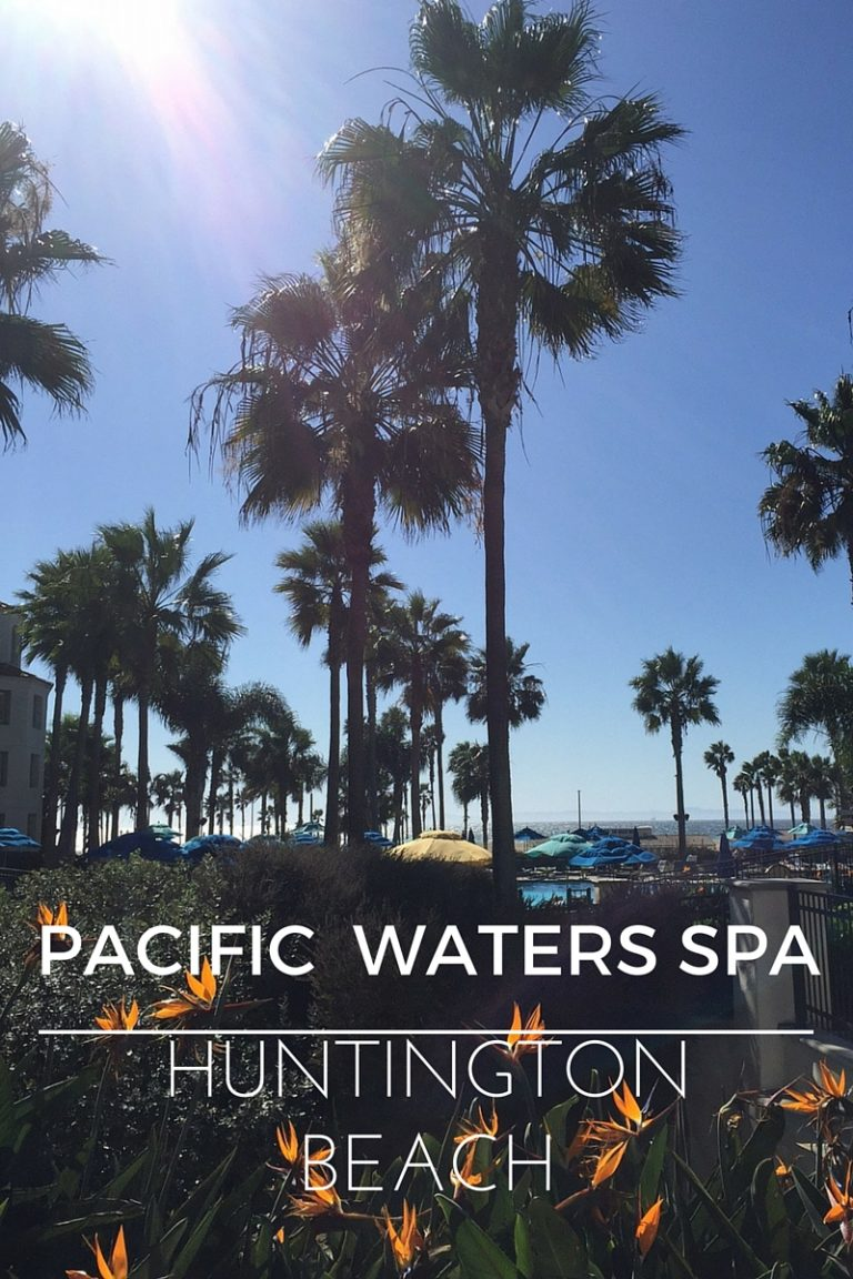 Escape Stress at Pacific Waters Spa in Huntington Beach