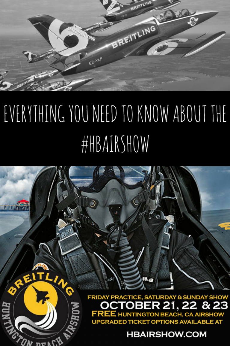 Everything You Need to Know about the Huntington Beach Airshow