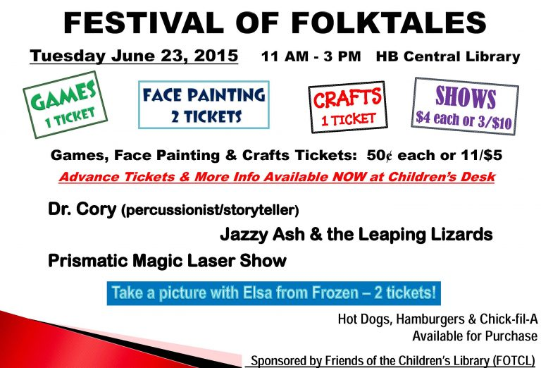 Festival of Folktales