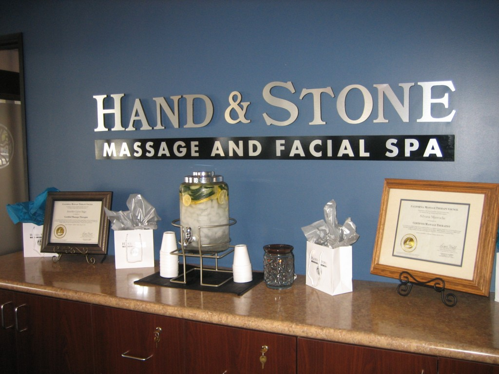 Fab Find: Hand and Stone Massage and Facial Spa in ...
