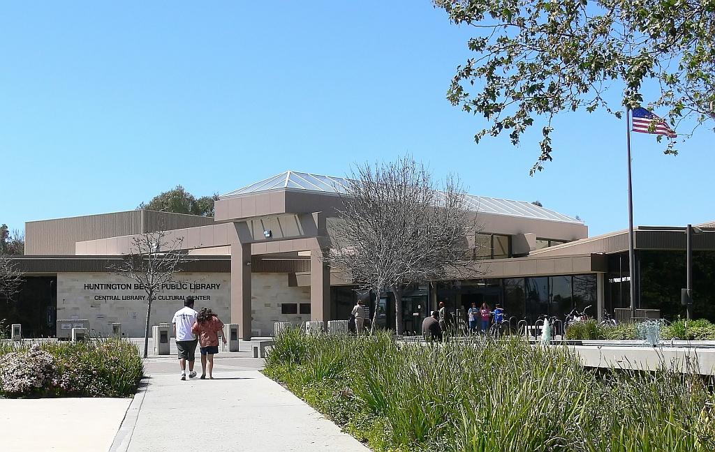 Huntington Beach Public Library Events