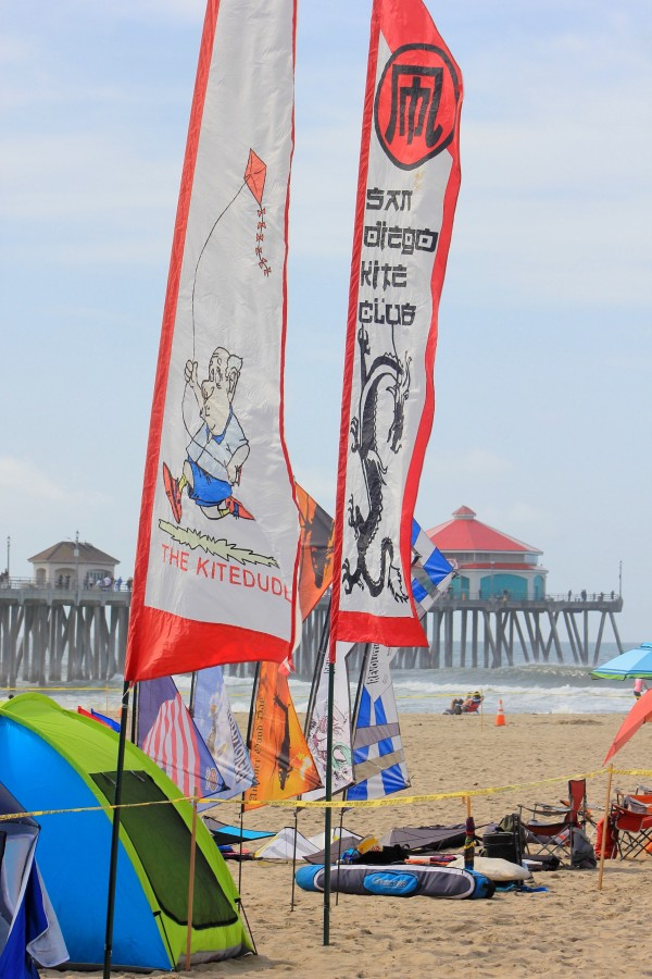 Larry Tenney for Surf City Family, Kite Party