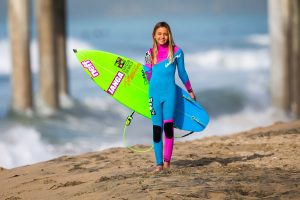 Kalohe Danbara | Surfer Girl | Surf City Family