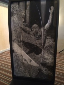 Kelly Slater | Surfboards on Parade