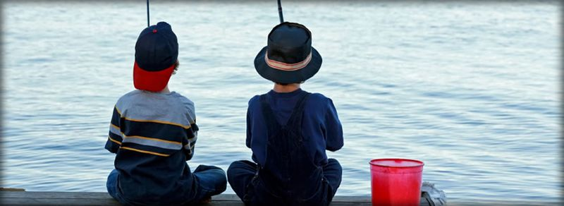 Kids' Fishing Derby at Mile Square Regional Park