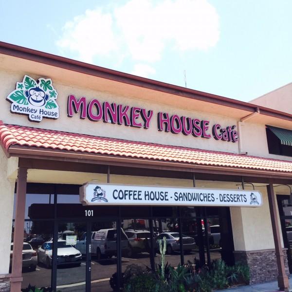 #FabFind: Monkey House Café