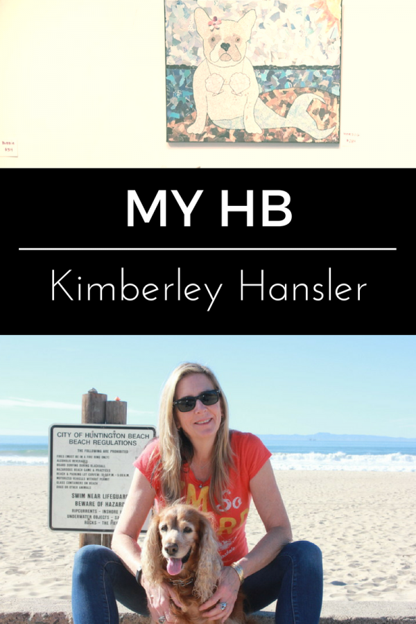 My HB: Local Artist Kimberley Hansler