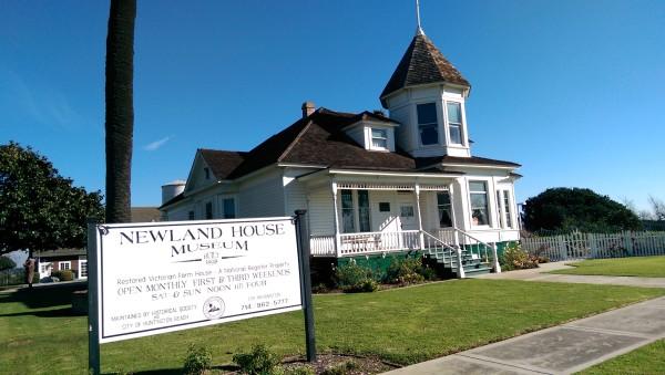 Newland House   Huntington Beach   Surf City Family