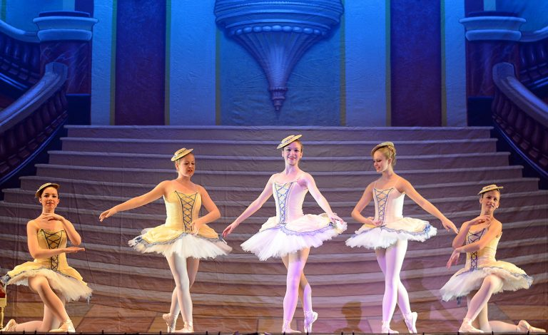 "Ballet Etudes Presents 5 Performances of ""The Nutcracker"""