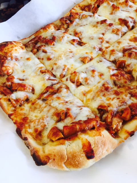 The Sicilian Crust is on point!
