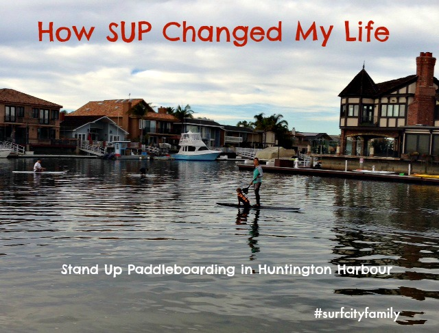 SUP | Huntington Harbour | Huntington Beach