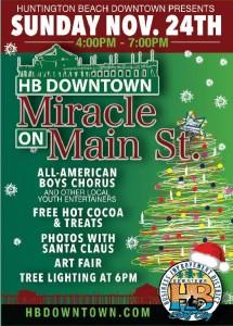 Miracle on Main Street   Huntington Beach