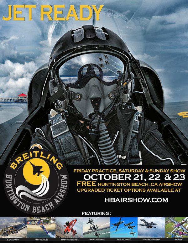 Breitling Air Show Huntington Beach