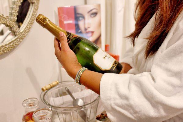 champagne-Photo by Larry Tenney