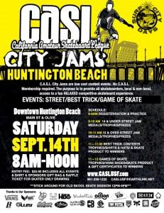 CASL City Jams | Skateboarding