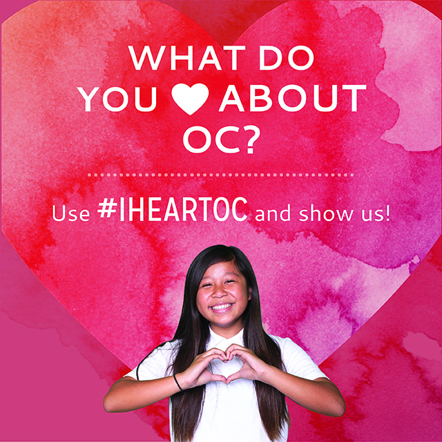 #iheartOC Giving Day to Raise Funds for Local Causes*
