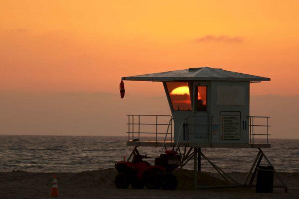 Sunset . Photo by Joe Katchka.