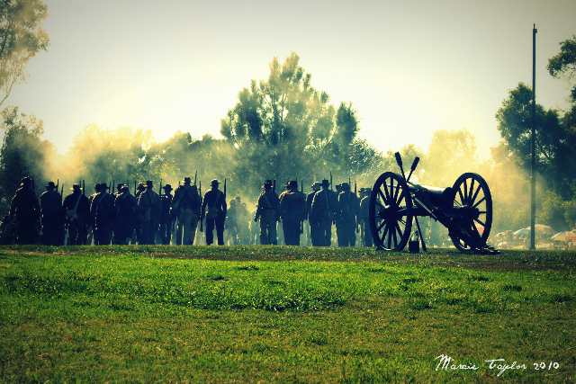 Civil War Reenactment | Huntington Beach | Surf City Family