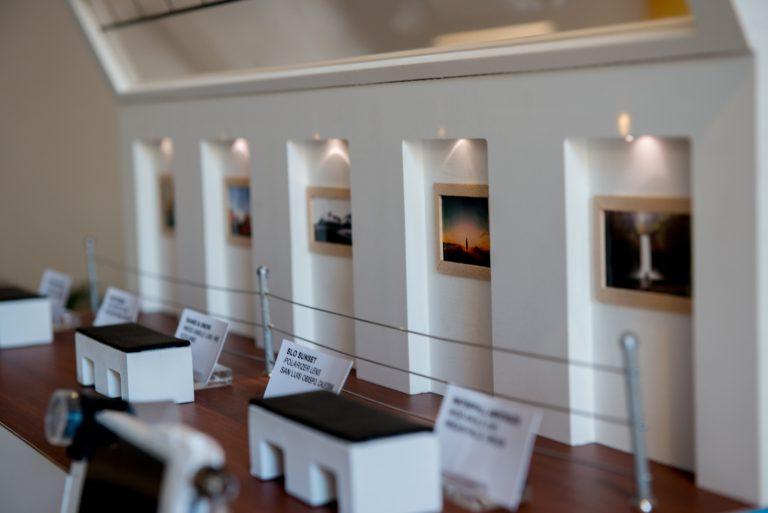 HB company olloclip presents Chris Burkard Photo Exhibit at Shorebreak