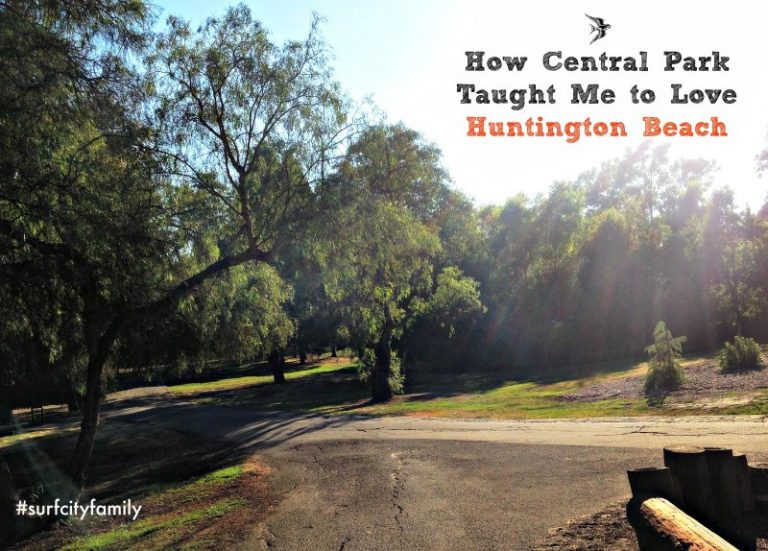 HOW CENTRAL PARK TAUGHT ME TO LOVE HUNTINGTON BEACH