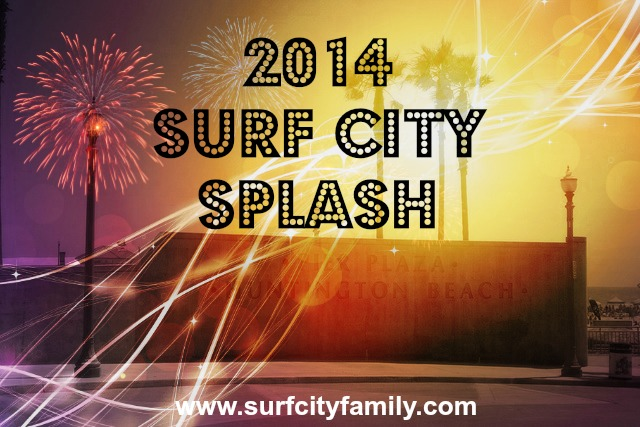 Surf City Splash and Other New Year's Eve Events in Huntington Beach