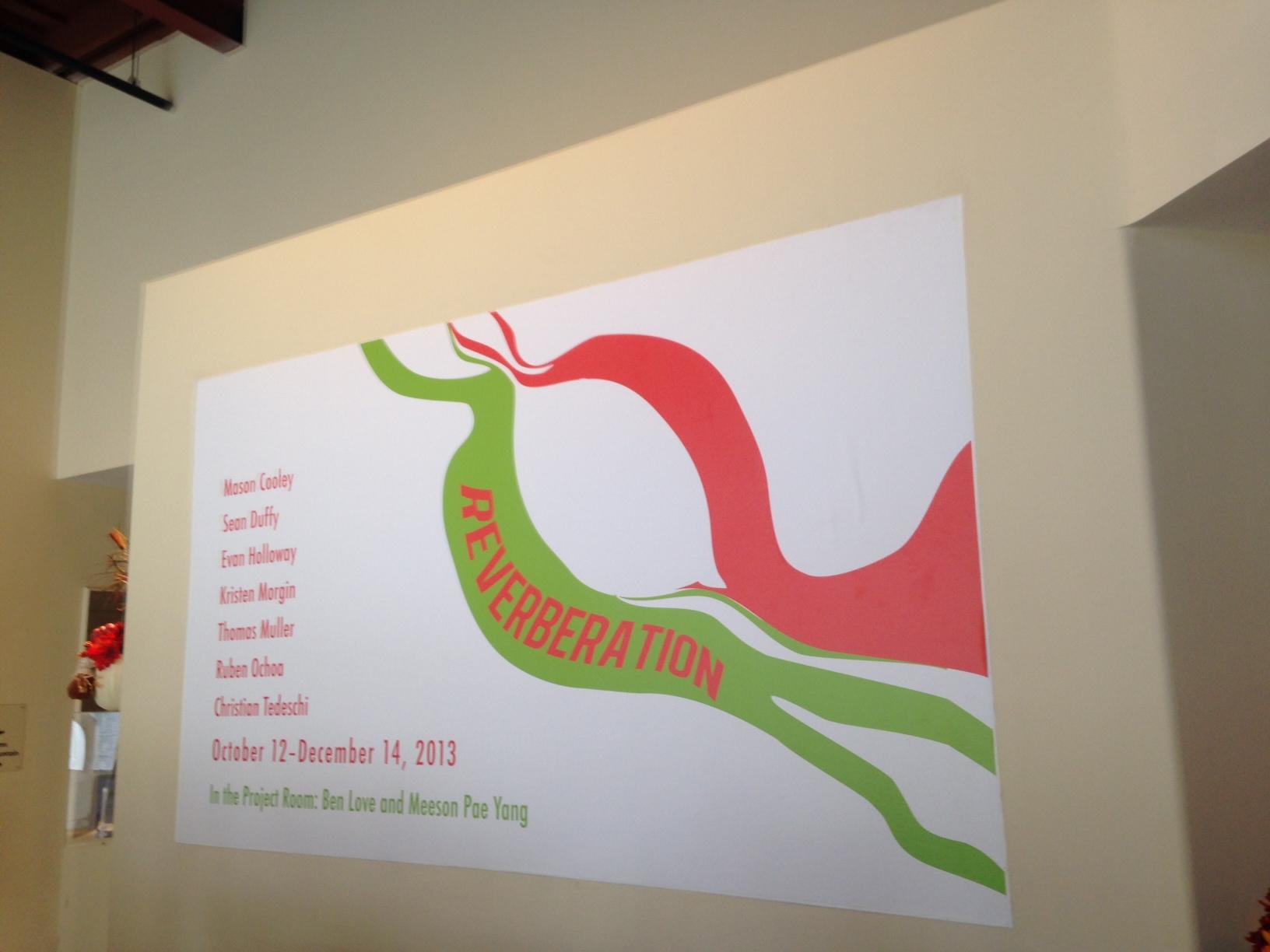 Art for Lunch: Reverberation at Huntington Beach Art Center