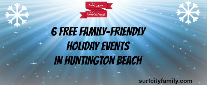 6 Free Holiday Events