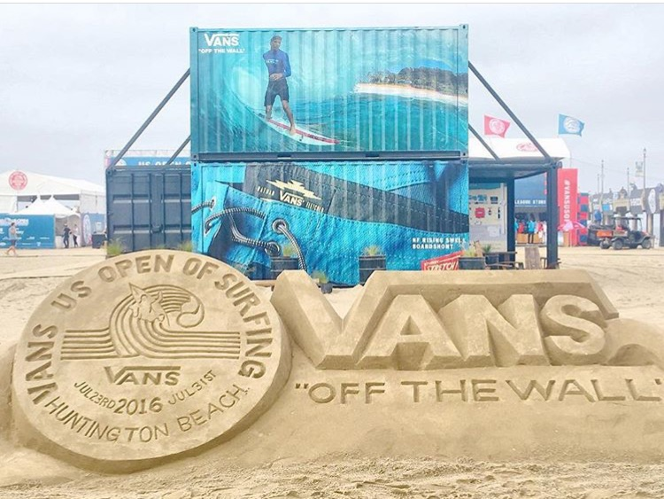 VANS U.S. Open of Surfing Opening Weekend