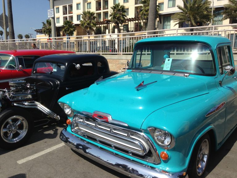 Huntington Beach Cruiser Meet